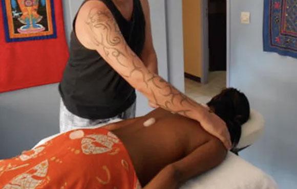 Massage sérénité